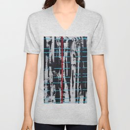 """""""Controlled Chaos"""" Unisex V-Neck"""