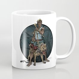African Thug Coffee Mug