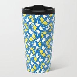 Geometrical Matisse 1 Travel Mug