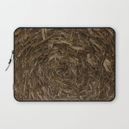 Bale of corn husks Laptop Sleeve