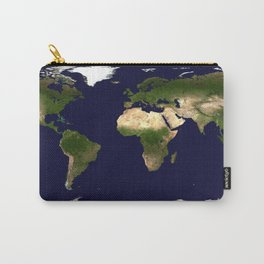 Whole World Carry-All Pouch