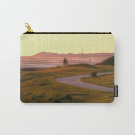 Walk along the coastal path Carry-All Pouch