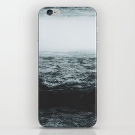 Staring at your ghost iPhone Skin