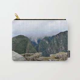 Machu Pichu in the Andes Carry-All Pouch