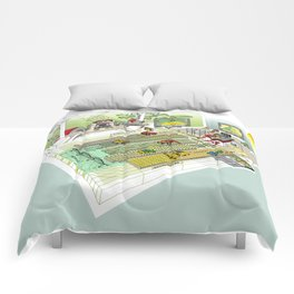 Agrarian Comforters