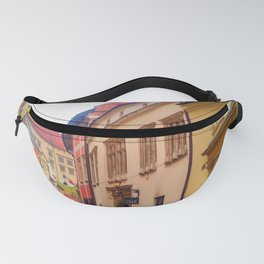Kanonicza Street is one of the most beautiful streets in Krakow Fanny Pack