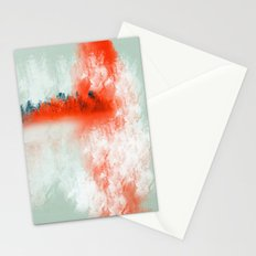 Frosted to Red Stationery Cards