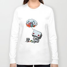A Dream About the Future Long Sleeve T-shirt