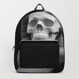 Skull in Hand Backpack