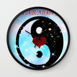 Harmony Wall Clock
