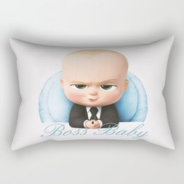 Boss Baby Rectangular Pillow