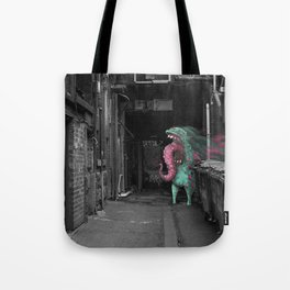 Unseen Monsters of Melbourne - Dimples McGee Tote Bag