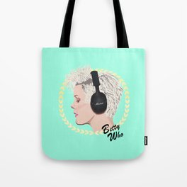 Betty Who | Pop Star Tote Bag