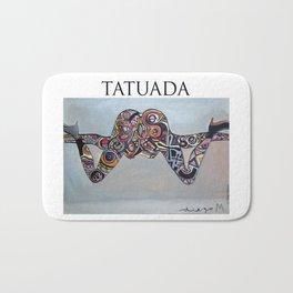 Tatuada. Bath Mat