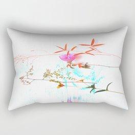 Unnatural Decay  Rectangular Pillow