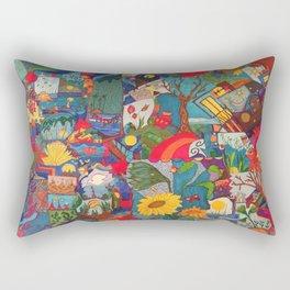 Rompecabezas Rectangular Pillow