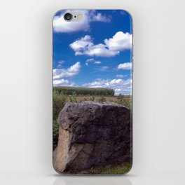 Landscape rock iPhone Skin