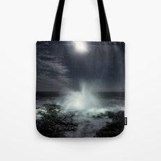 Risen Moonlight Tote Bag