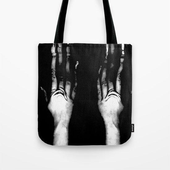Fingers #1 Tote Bag