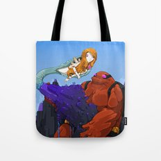 Sea Urchin Tote Bag