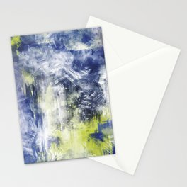 ABSTRACT ART Dream of Paint No. 008 Stationery Cards