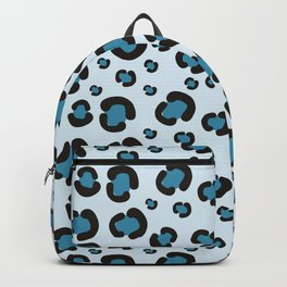Snow bars patter Backpack