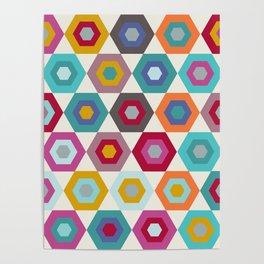 Hexagon High Poster