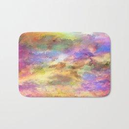 Colourful Art Bath Mat