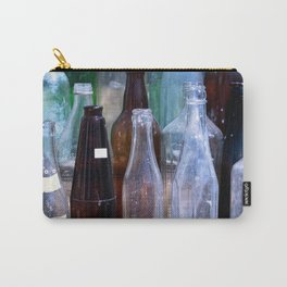Antique Glass Bottles of Maine Carry-All Pouch