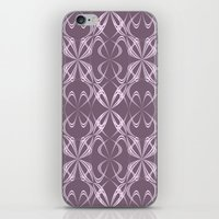 calligraphy iPhone & iPod Skins featuring Calligraphy by David Zydd