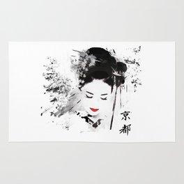 Kyoto Geisha Rug