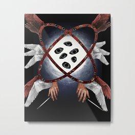 Eldritch Angel #1 Metal Print
