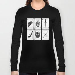 Six Of Crows - Black Long Sleeve T-shirt