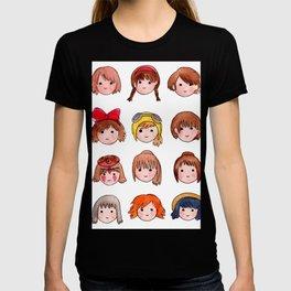 Studio Ghibli Girls T-shirt