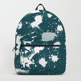 demin splatter 2 Backpack