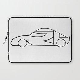 Car / 차 Cha Laptop Sleeve