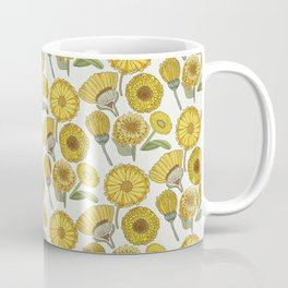 Calendula Florals Coffee Mug