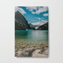 Lake Louise, Banff Metal Print
