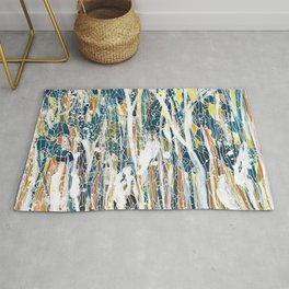 Snow Forest 3 Rug