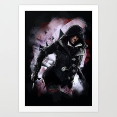 Assassin's Creed – Evie Frye Art Print
