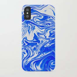 Marbled XX iPhone Case