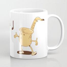 Cool Saxo Coffee Mug