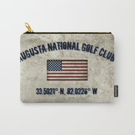 Augusta National Golf Club, Coordinates Carry-All Pouch