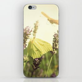 Butterfly Dream iPhone Skin