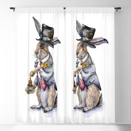 March Hare Blackout Curtain