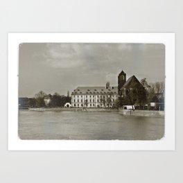 Wroclaw 1 Art Print