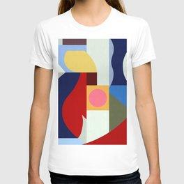 Geometric Art XV T-shirt
