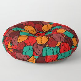 Dice Bag Floor Pillow