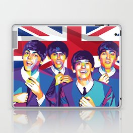 The Beatle Laptop & iPad Skin