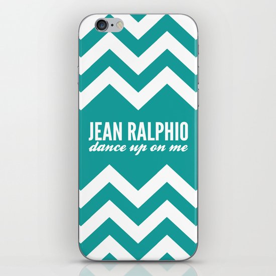 Jean Ralphio - Parks and Recreation iPhone & iPod Skin